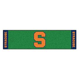 Syracuse University  Putting Green Mat Golf