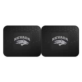 University of Nevada  2 Utility Mats Rug Carpet Mat