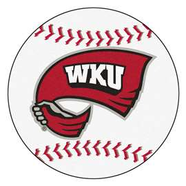 Western Kentucky University  Baseball Mat Rug Carpet Mats