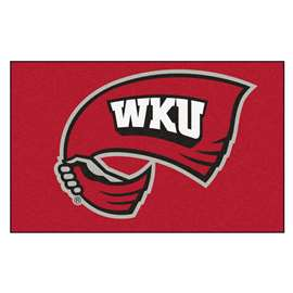 Western Kentucky University  Ulti-Mat Rug, Carpet, Mats