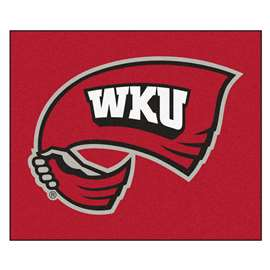 Western Kentucky University  Tailgater Mat Rug, Carpet, Mats