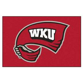 Western Kentucky University  Starter Mat Mat, Rug , Carpet
