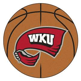 Western Kentucky University  Basketball Mat Rug Carpet Mats