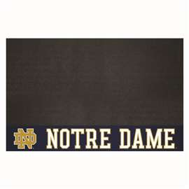 Notre Dame Grill Mat Tailgate Accessory