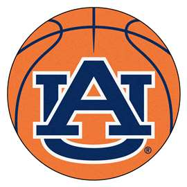 Auburn University  Basketball Mat Rug Carpet Mats