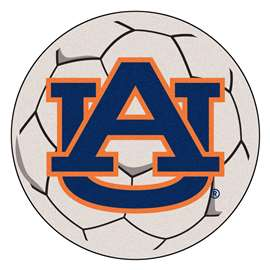 Auburn University  Soccer Ball Mat, Rug , Carpet