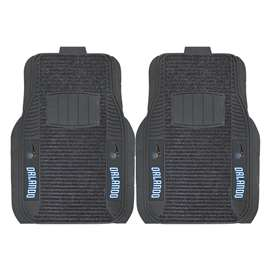 NBA - Orlando Magic 2-pc Deluxe Car Mat Set Front Car Mats