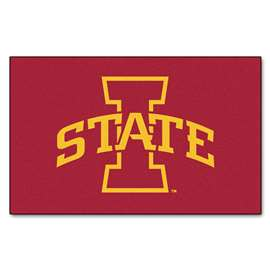 Iowa State University   Ulti-Mat Rug, Carpet, Mats