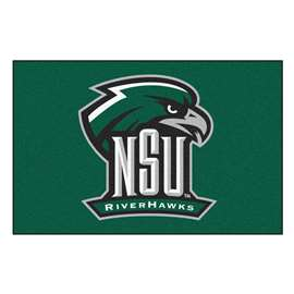 Northeastern State University  Starter Mat Mat, Rug , Carpet