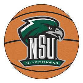 Northeastern State University  Basketball Mat Rug Carpet Mats