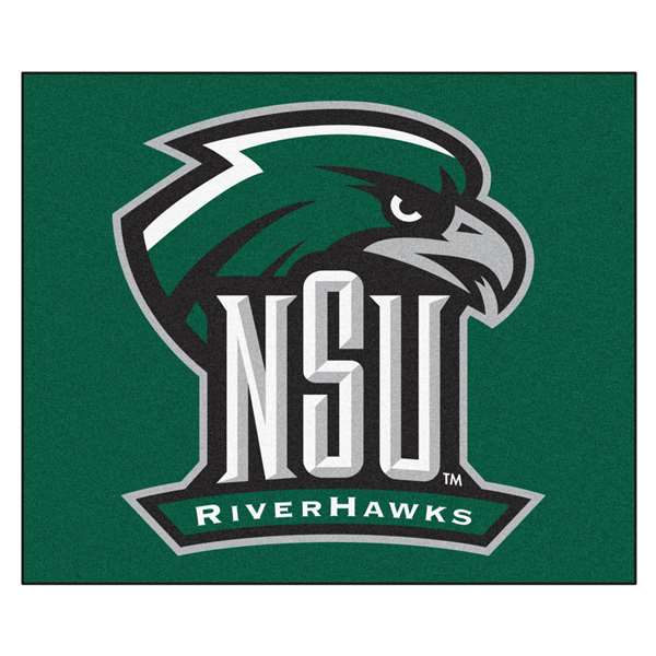 Northeastern State University Tailgater Mat Rectangular Mats