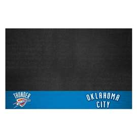 NBA - Oklahoma City Thunder Grill Mat Tailgate Accessory