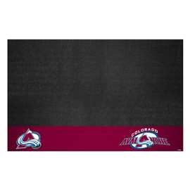 NHL - Colorado Avalanche Grill Mat Tailgate Accessory