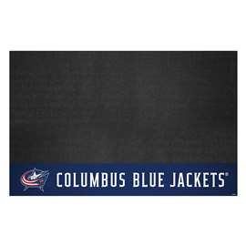 NHL - Columbus Blue Jackets Grill Mat Tailgate Accessory