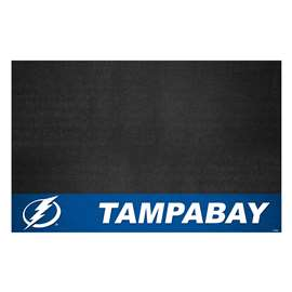 NHL - Tampa Bay Lightning Grill Mat Tailgate Accessory