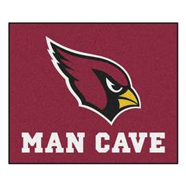 NFL - Arizona Cardinals Man Cave Tailgater Rectangular Mats