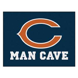 NFL - Chicago Bears Man Cave All-Star Rectangular Mats