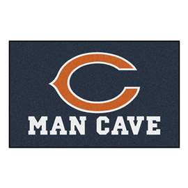 NFL - Chicago Bears Man Cave UltiMat Rectangular Mats