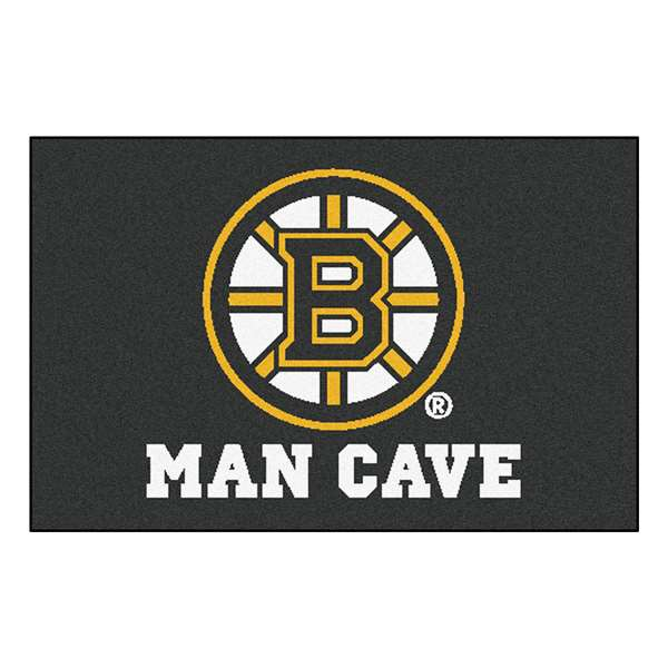 "NHL - Boston Bruins Mat, Rug Carpet 19""x30"""