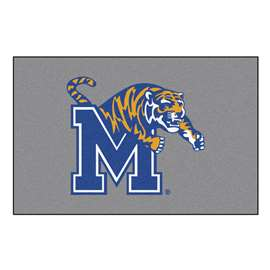 University of Memphis Starter Mat Rectangular Mats