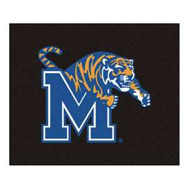 University of Memphis Tailgater Mat Rectangular Mats