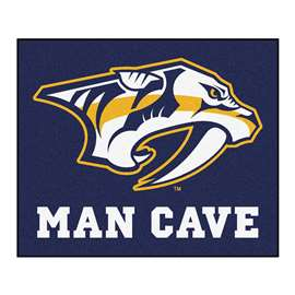 "NHL - Nashville Predators Mat, Rug Carpet 59.5""x71"""