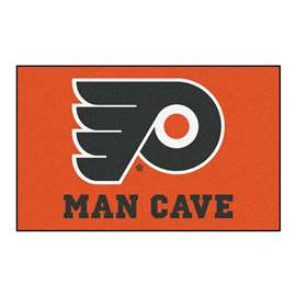 NHL - Philadelphia Flyers Man Cave UltiMat Rectangular Mats