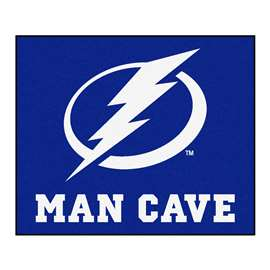 "NHL - Tampa Bay Lightning Mat, Rug Carpet 59.5""x71"""