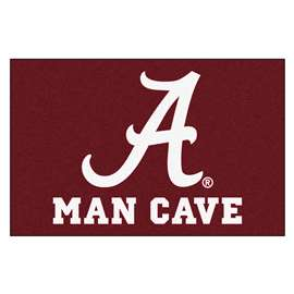 University of Alabama  Man Cave Starter Mat, Rug Carpet