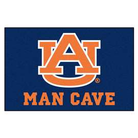 Auburn University  Man Cave Starter Mat, Rug Carpet