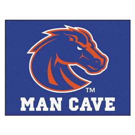 Boise State University  Man Cave All-Star Mat, Rug Carpet
