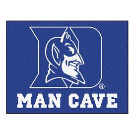 Duke University Man Cave All-Star Rectangular Mats