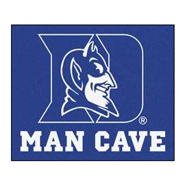 Duke University Man Cave Tailgater Rectangular Mats