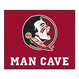 Florida State University  Man Cave Tailgater Mat, Rug Carpet