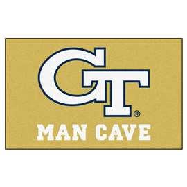 Georgia Tech  Man Cave UltiMat Mat, Rug Carpet
