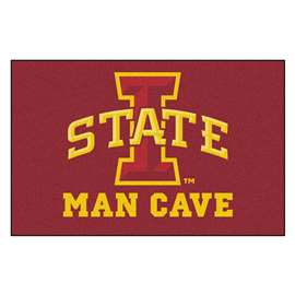 Iowa State University  Man Cave UltiMat Mat, Rug Carpet