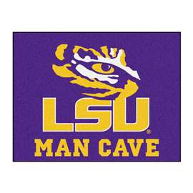 Louisiana State University  Man Cave All-Star Mat, Rug Carpet
