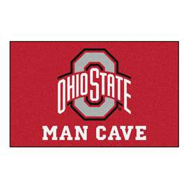 Ohio State University Man Cave UltiMat Rectangular Mats