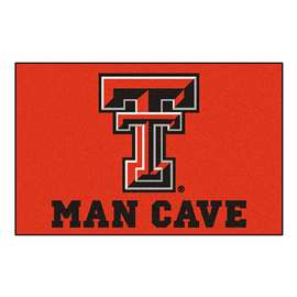 Texas Tech University Man Cave Starter Rectangular Mats