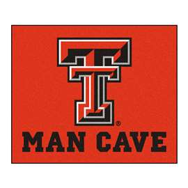 Texas Tech University Man Cave Tailgater Rectangular Mats