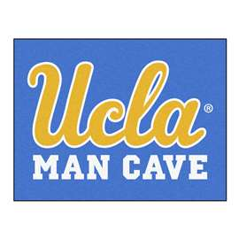 UCLA  Man Cave All-Star Mat, Rug Carpet