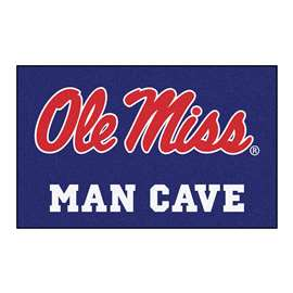 University of Mississippi (Ole Miss)  Man Cave UltiMat Mat, Rug Carpet