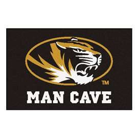 University of Missouri  Man Cave Starter Mat, Rug Carpet