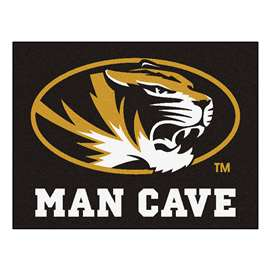 University of Missouri  Man Cave All-Star Mat, Rug Carpet