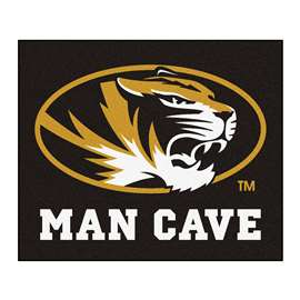 University of Missouri  Man Cave Tailgater Mat, Rug Carpet