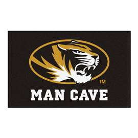 University of Missouri  Man Cave UltiMat Mat, Rug Carpet