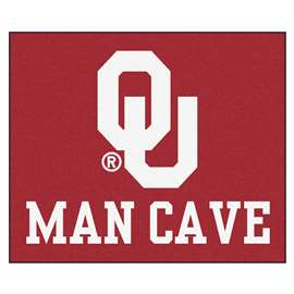 University of Oklahoma  Man Cave Tailgater Mat, Rug Carpet