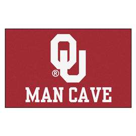 University of Oklahoma  Man Cave UltiMat Mat, Rug Carpet