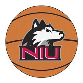 Northern Illinois University Basketball Mat Ball Mats
