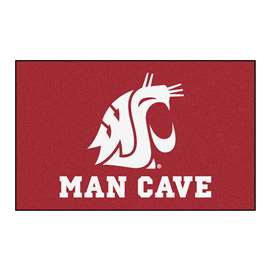 Washington State University  Man Cave UltiMat Mat, Rug Carpet